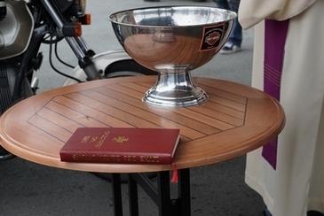 Quand les motards sont bénis - Diocèse La Rochelle - Saintes | Coups de coeur | Scoop.it
