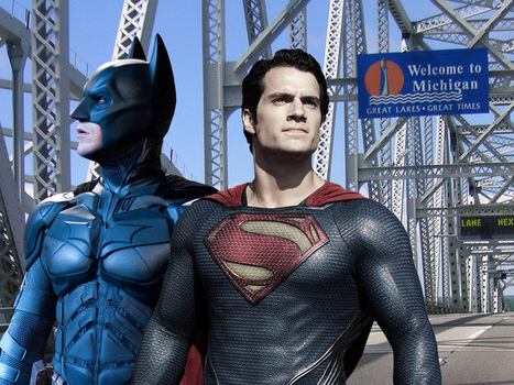 Michigan Will Pay $35 Million In Incentives To Film The Batman/Superman ... - Business Insider | Machinimania | Scoop.it