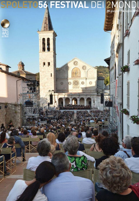 Come Experience the Spoleto Festival of the Two Worlds | Italia Mia | Scoop.it
