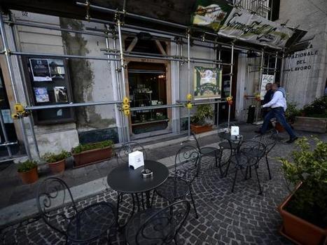 Zes jaar cel voor fout advies aardbeving Italië | Maatschappijleer | Scoop.it