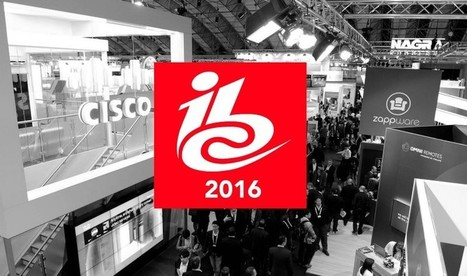 The 11 Top Sessions to check out at IBC 2016 #Personalisation #Metadata #Multiplatform #Discovery #UX via Cognik | Big Media (En & Fr) | Scoop.it
