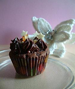 Cupcakes de Fête Chocolat à l'Orange à la Fève de Tonka. | Desserts | Scoop.it