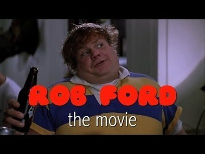 Rob Ford the Movie | Rob Ford admits | Scoop.it