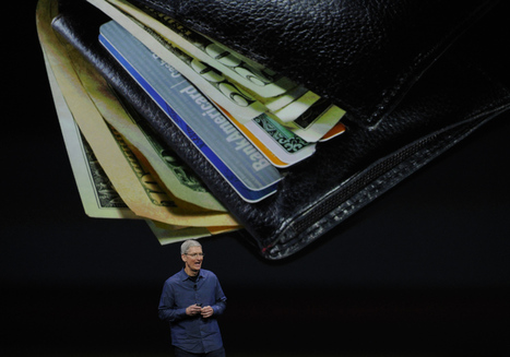 Why digital marketers should be excited about Apple Pay | e-biz | Scoop.it