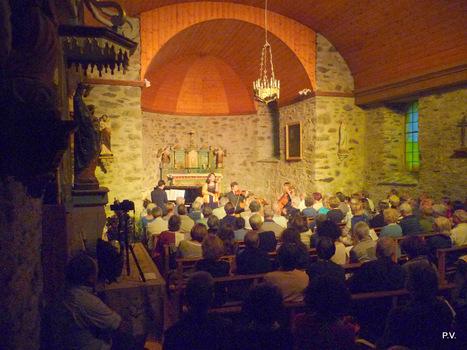 Festival des petites églises de montagne : le Classique a fait son cinéma à Aragnouet le 26 juillet | Vallée d'Aure - Pyrénées | Scoop.it