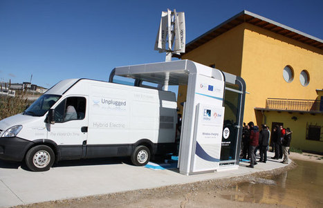 Endesa y Circe presentan la carga sin cables para vehículos eléctricos - SMARTGRIDSINFO | Big and Open Data, FabLab, Internet of things | Scoop.it