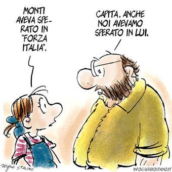 Ecce Satira: Cocenti delusioni | Attualità italiana | Scoop.it