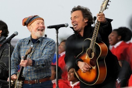 The World According To Pete Seeger: A Remembrance | AUSTERITY & OPPRESSION SUPPORTERS  VS THE PROGRESSION Of The REST OF US | Scoop.it