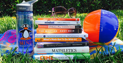 9 Enlightening Summer Reads for Math Teachers | iPads, MakerEd and More  in Education | Edtech PK-12 | Scoop.it