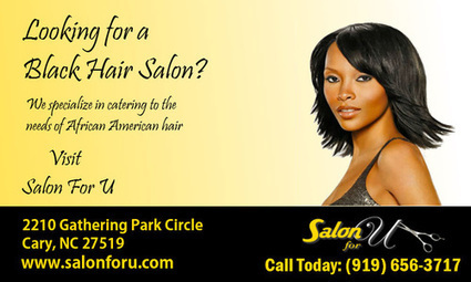 Raleigh's Best Hair Salon | Coolest and fasionable hair styling | Scoop.it