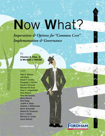 Now What? Imperatives and Options for Common Core Implementation and Governance | ELA Common Core Standards (CCSS) | Scoop.it
