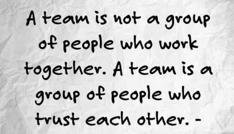 Team of Trust | Project and Programme Management | Scoop.it
