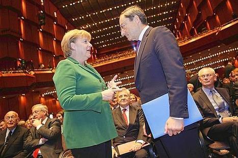 Les Européens se divisent à nouveau sur la BCE | Union Européenne, une construction dans la tourmente | Scoop.it