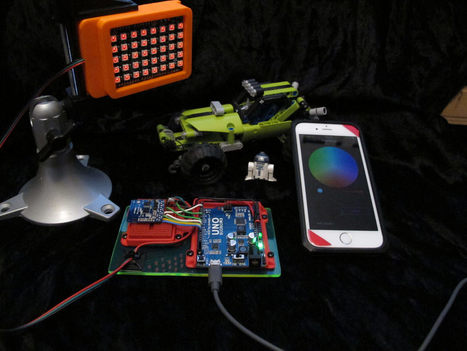 Arduino bluetooth lamp. | Raspberry Pi | Scoop.it