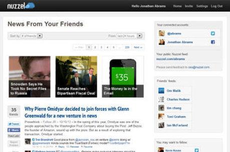 Nuzzel, l'appli de curation de news qui joue sur les plates-bandes de Facebook et Twitter - JDN   Information et documentation   Scoop.it
