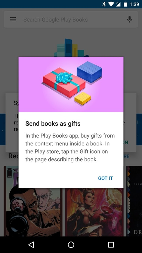 You Can Now Give Away eBooks From the Google Play Books App & Store | The Digital Reader | Ebook and Publishing | Scoop.it