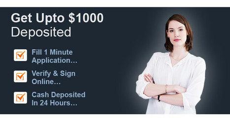 Cash Loans Perth- Borrow Quick Cash In Hands, Bad Credit OK   Cash Loans Perth   Scoop.it