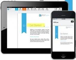 PDFZen Edition de Pdf en ligne. | Les outils du Web 2.0 | Scoop.it