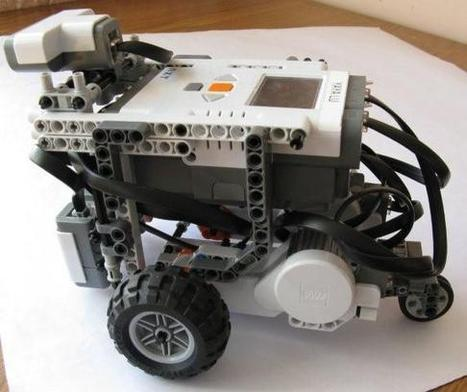 DrGraeme - Free Lego MindStorms NXT tutorials. | Arduino en el cole | Scoop.it