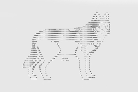 ascii.jpg (1500×1000) | ASCII Art | Scoop.it