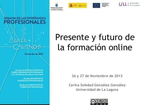 Presente y futuro de la formación online. Forma... | Gestores del Conocimiento | Scoop.it