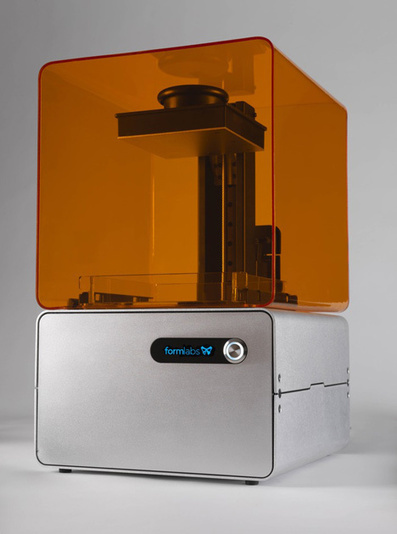 A Quantum Leap in Digital Fabrication: The FORM 1 3D Printer Raises $100K in 2.5 Hours | Big and Open Data, FabLab, Internet of things | Scoop.it