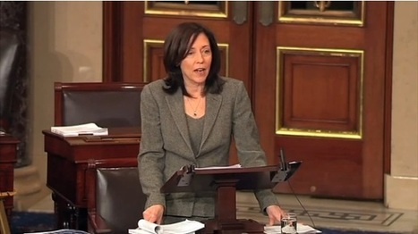 Sen. Cantwell rips GOP over Violence Against Women Act: This is about life or death | The Raw Story | IDLE NO MORE WISCONSIN | Scoop.it