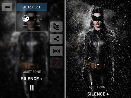 iPhone App Lets You Live Inside 'The Dark Knight Rises' | Social-Media-Storytelling | Scoop.it