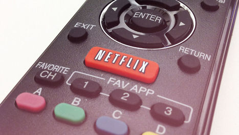Can Netflix Make Your TV Smarter?   Interface Usability and Interaction   Scoop.it
