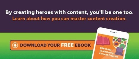 The B2B Guide to Mastering Content Creation: Know Your Goals - IdeaGrove | Content Marketing | Scoop.it