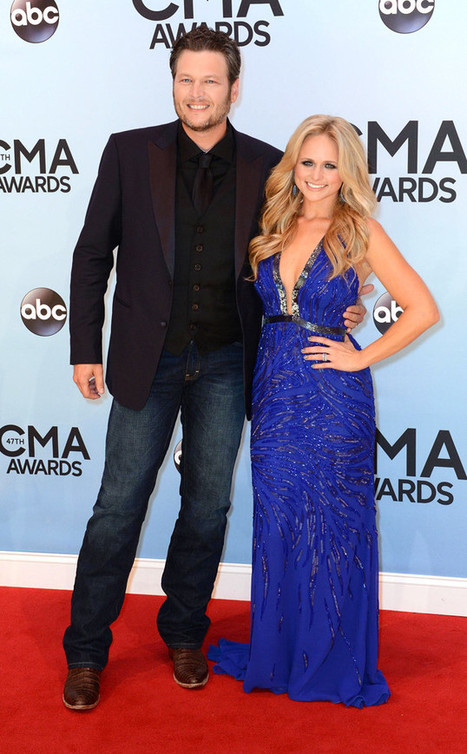 Blake Shelton and Miranda Lambert Aren't Alone: 6 More Country Music Breakups That Shocked Us! | Country Music Today | Scoop.it