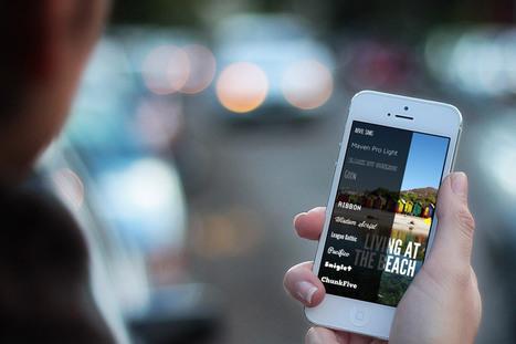 Over | Uncrate | Smart Phone & Tablets | Scoop.it