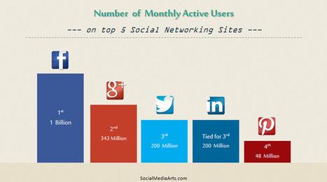 Social Networking | SocialMediaArts.com | Social Media Company Valuations and Value Drivers | Scoop.it