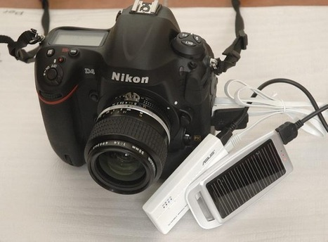 Revisiting the alternative Wi-Fi solution for Nikon D4 | Photography Gear News | Scoop.it
