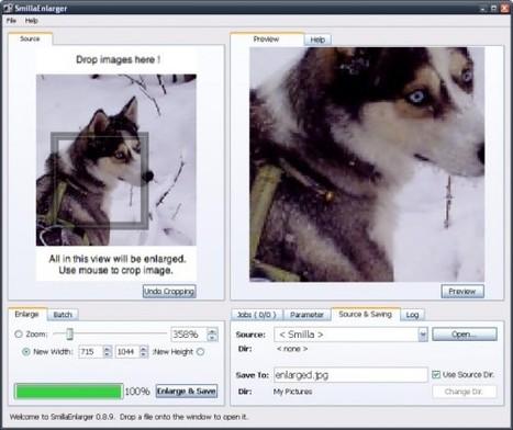 Redimensionner une image sur PC : 5 logiciels gratuits | TranCool | Time to Learn | Scoop.it