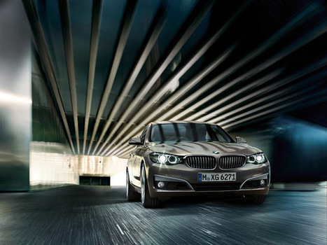 The new BMW 3 Series Gran Turismo ~ Grease n Gasoline | Automotive Dealership | Scoop.it