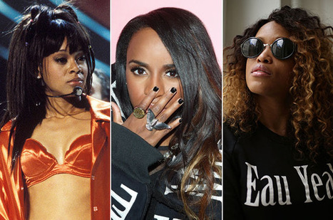Ladies First: 31 Female Rappers Who Changed Hip-Hop | PRODUCTION of Video Music clips and songs | Scoop.it