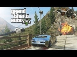 Grand Theft Auto V police chase is crazy (Video) - Front Page Buzz | Entertainment | Scoop.it