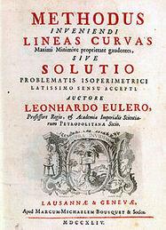 18 septembre 1783 à Saint-Pétersbourg mort de Leonhard Euler | Racines de l'Art | Scoop.it