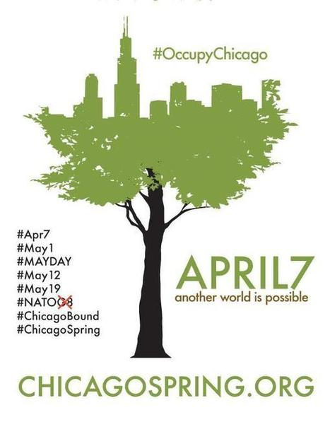#TakeTheSpring –  In Chicago, Minneapolis, Philly and Beyond | #OWS | Another World Now! | Scoop.it