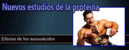 Nuevos estudios sobre las proteínas | Bioquimica | Scoop.it