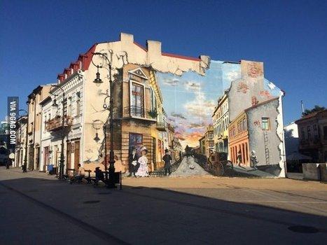 Street art in Craiova, Romania   World of Street & Outdoor Arts   Scoop.it