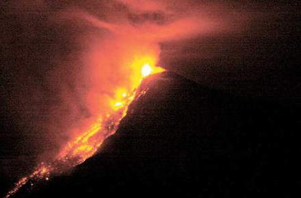 Fuego in Guatemala has Largest Eruption in Years | Geochemistry | Scoop.it