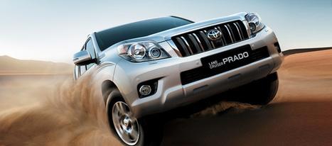 Toyota launches updated Land Cruiser Prado in India | AllOnAuto.com | New Cars and Bikes in India | allonauto.com | Scoop.it
