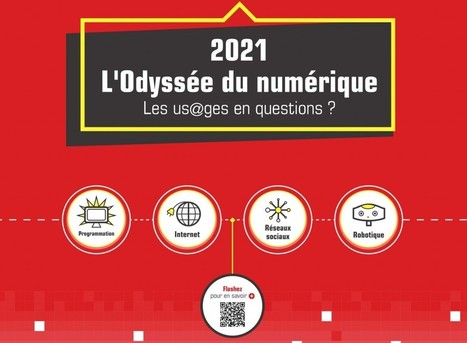 NetPublic » Exposition 2021 L'Odyssée du numérique – Les usages en questions, téléchargeable et partageable | culture Web 2.0 | Scoop.it