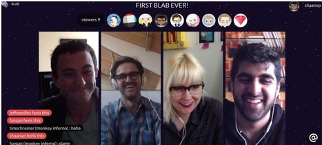 Blab is dead…long live Blab.   Software and Services - Free and Otherwise   Scoop.it
