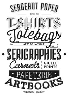 Lettres adhésives et typographies : laquelle choisir ? Paris - Graphicarts | Lettrage adhésif et impression numérique | Scoop.it