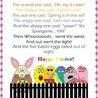 kindergarten fingerplays