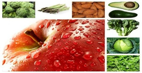"""8 Foods That Detox and """"Purify"""" Your Body Inside Out 
