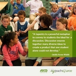 Deepening Student-led Discussions: ASCD | Cool School Ideas | Scoop.it